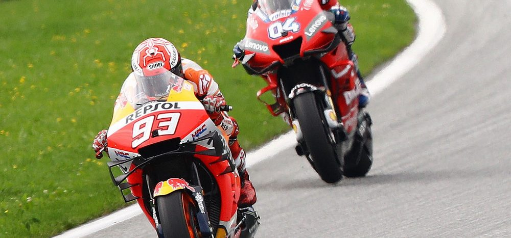 Ducati-Rennchef Dall'Igna: Marquez und Honda sind Nutznießer der Pause
