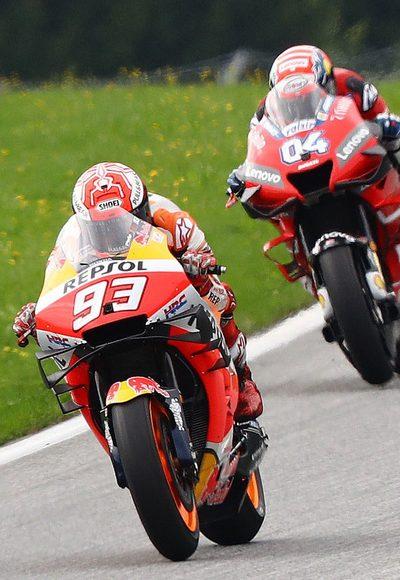 Honda & Marquez im Vorteil?