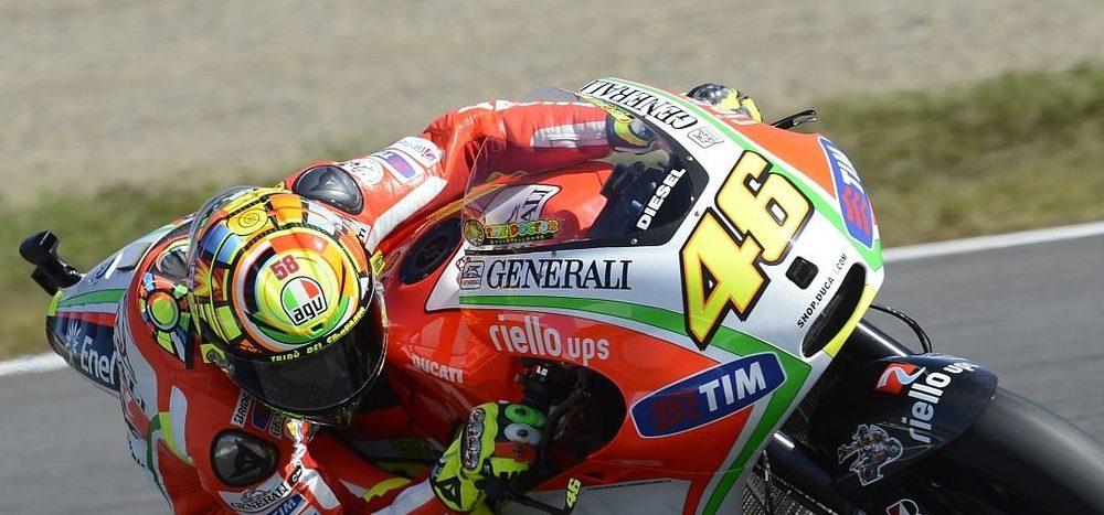 Ex-MotoGP-Teamchef: Darum scheiterte Valentino Rossi bei Ducati