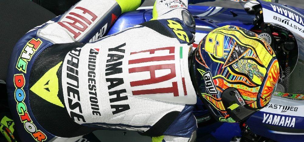 """Valentino Rossi öffnet sein Privat-Archiv: """"Mein siegreichster MotoGP-Helm"""""""