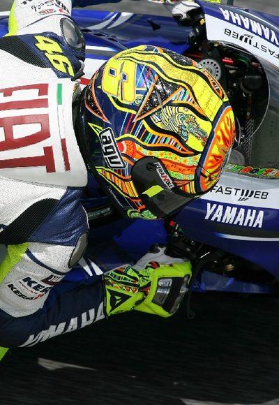 Rossis Archiv: Seine Helme
