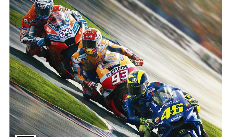 MotoGP goes eSports: Virtuelles Rennen mit Rossi, Marquez & Co.