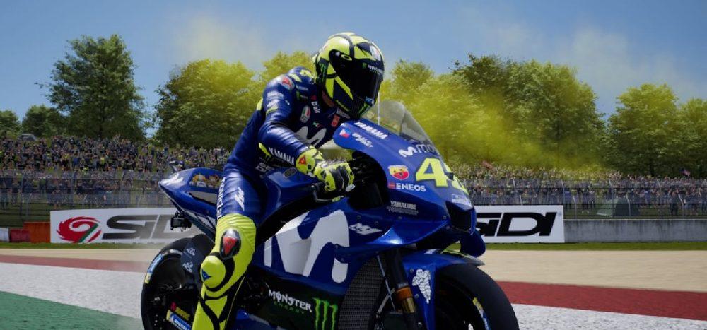 Virtuelle MotoGP-Premiere: Valentino Rossi doch nicht mit dabei