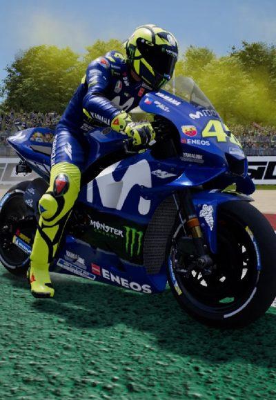 eSports-Premiere ohne Rossi