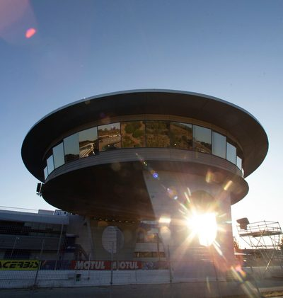 Auch Jerez verschoben