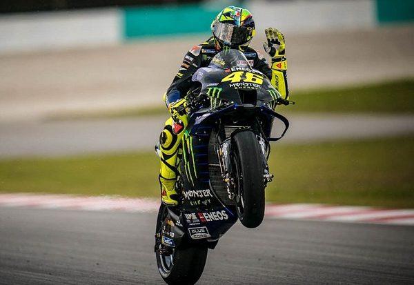 Rossi-Plan durchkreuzt