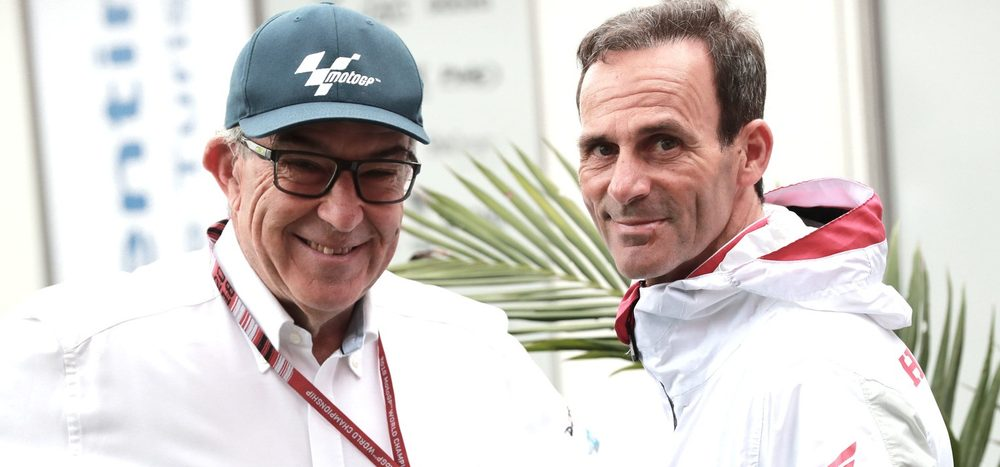Carmelo Ezpeleta kennt alle Details des Espargaro-Honda-Deals