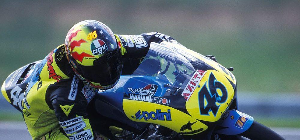 Heute vor 24 Jahren: Als Valentino Rossis große WM-Karriere begann