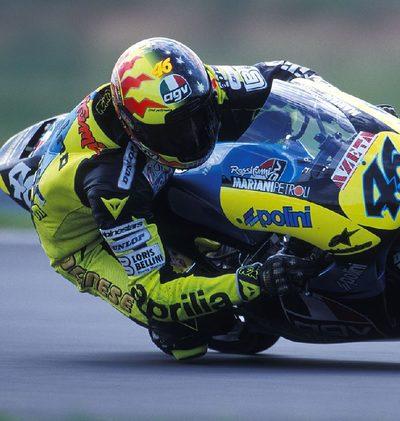 Rossi: Wie alles begann...