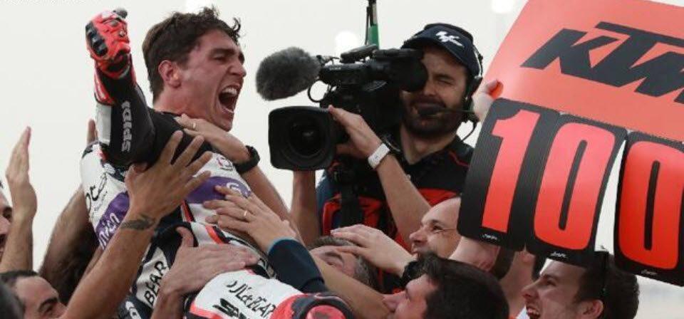 100 WM-Siege für KTM: Diese 24 Piloten triumphierten