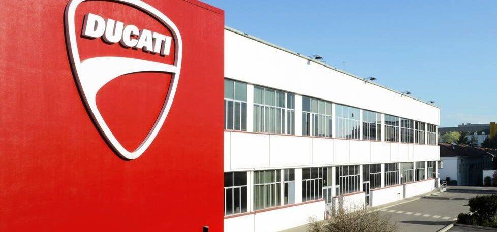 Lockerungen in Italien: Ducati und Aprilia öffnen Fabriken wieder
