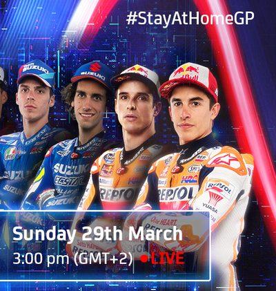 MotoGP goes eSports LIVE