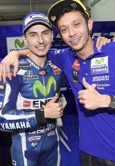 Rossi & Lorenzo 2.0?