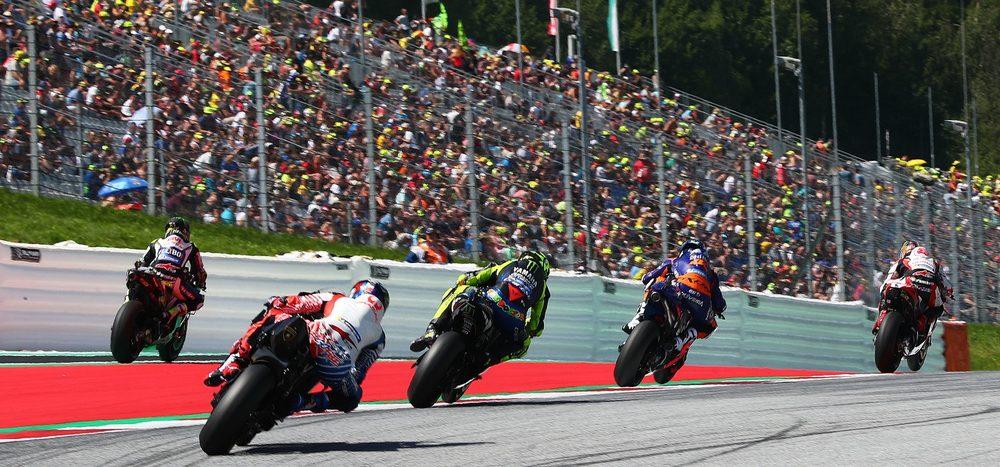 Saisonstart in Österreich? MotoGP verfolgt Formel-1-Geschehen
