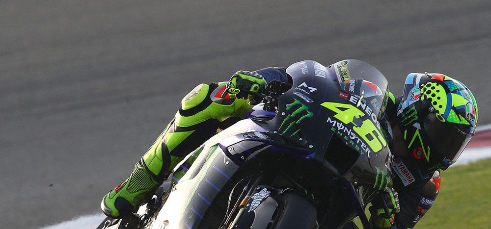 Zu starker Reifenverschleiß: Muss Rossi seinen Fahrstil ändern?