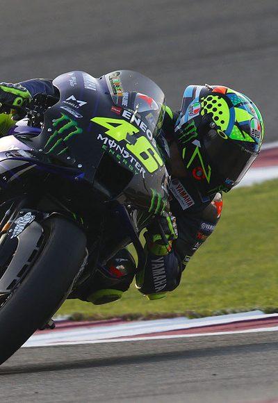 Rossi: Neuer Fahrstil?