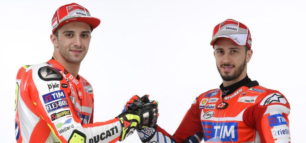 Manager verrät: Ducati wollte für 2017 Iannone anstatt Dovizioso