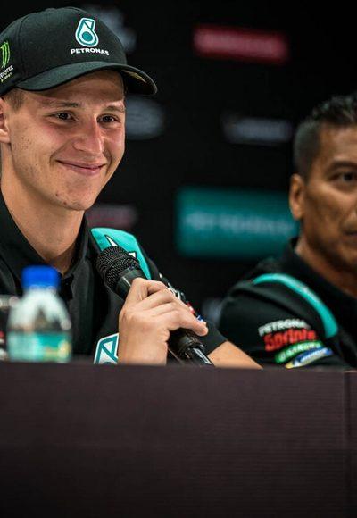 Petronas will Fabio halten