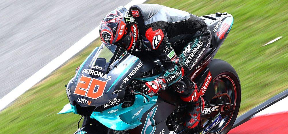 Quartararo auch 2021 bei Petronas? Yamaha erteilt klare Absage