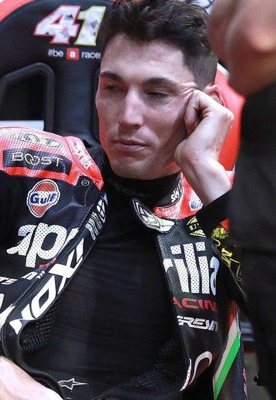 Aleix: Was lief mit Ducati?