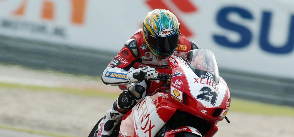 "Spies: ""Superbike-Legende Troy Bayliss war Wunschgegner"""