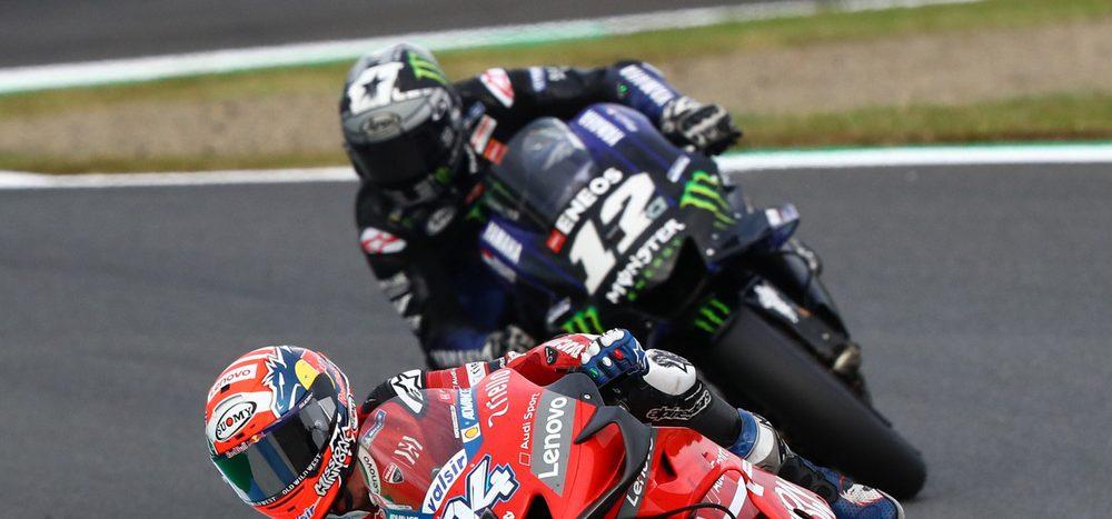Yamaha vs. Ducati: Passt die Desmosedici besser zu Vinales' Fahrstil?