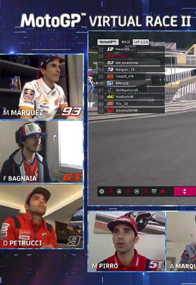 Drittes Virtual Race fix