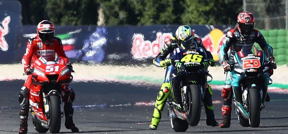 Neustart der MotoGP-Saison 2020: Das sind die möglichen Szenarien