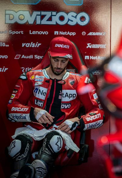 Dovi-Manager warnt Ducati