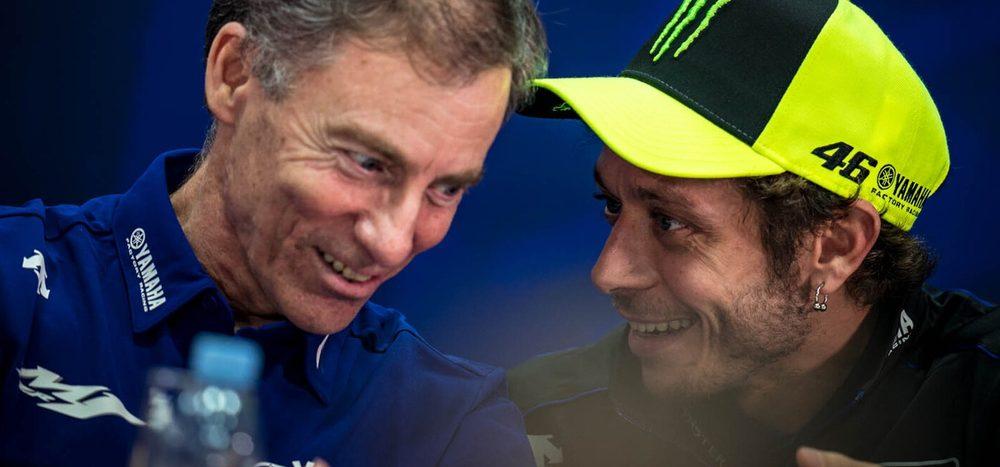 Lin Jarvis sicher: Neuer Rossi-Vertrag noch vor erstem MotoGP-Rennen