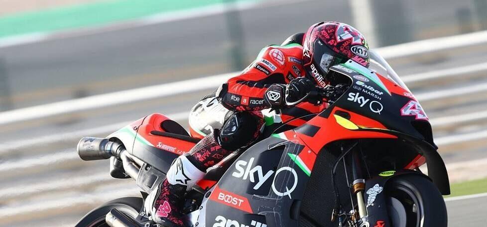 """""""Viel leichter zu fahren"""": Espargaro schwärmt von der neuen RS-GP 20"""