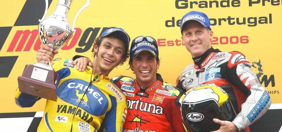 """""""Das wird mir Rossi nie verzeihen"""": Elias erinnert sich an Estoril 2006"""