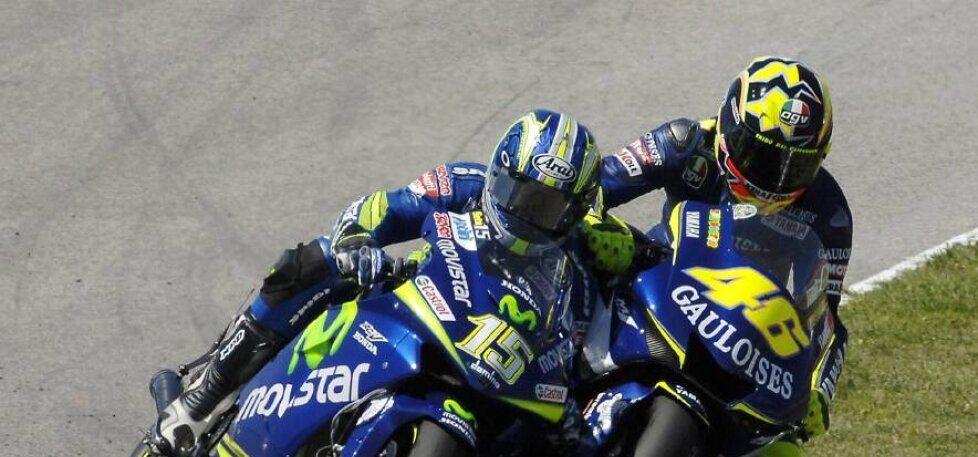 Sete Gibernau: Rossi-Rempler 2005 in Jerez hat die Türe geöffnet