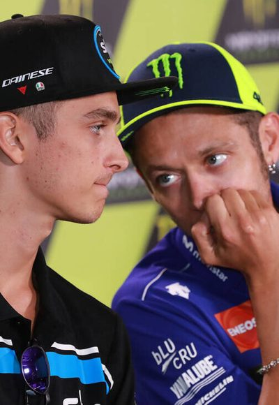 Marini über Rossi-Zukunft