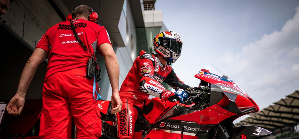 """Dovizioso-Manager: """"Haben aktuell noch keinen Vorschlag von Ducati"""""""
