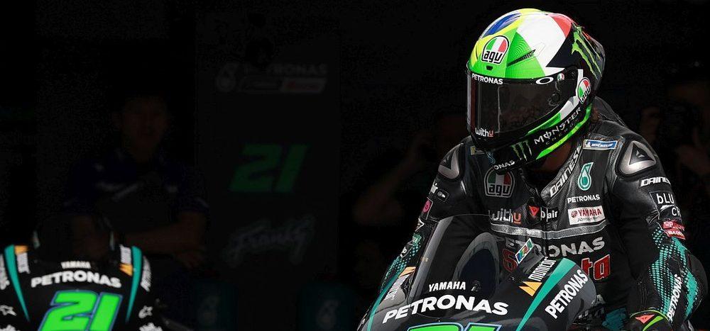 Petronas-Yamaha: Neuer Vertrag für Morbidelli schon in Kürze?