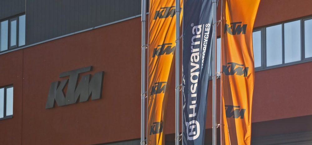 Nach Corona-Lockerungen: KTM nimmt Motorrad-Produktion wieder auf