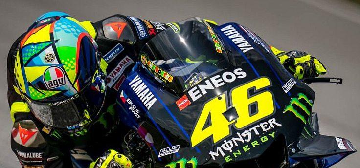 """""""Alle wollen fahren"""": Valentino Rossi heiß auf MotoGP-Start"""