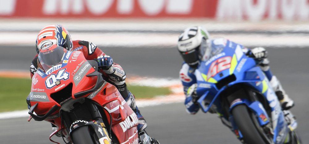 Zwei MotoGP-Rennen auf einer Strecke: Verzerrte Kräfteverhältnisse?