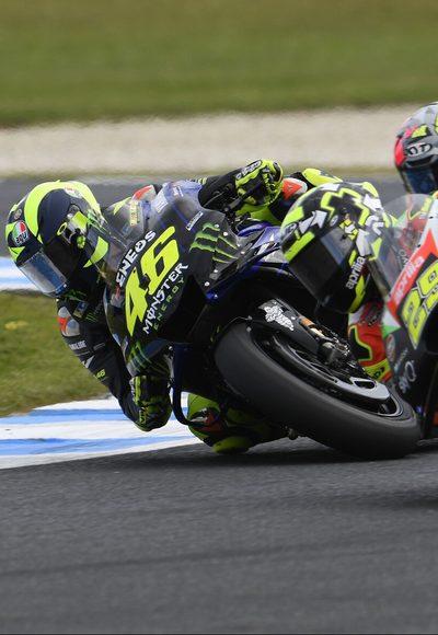 Eindringlicher Rossi-Appell