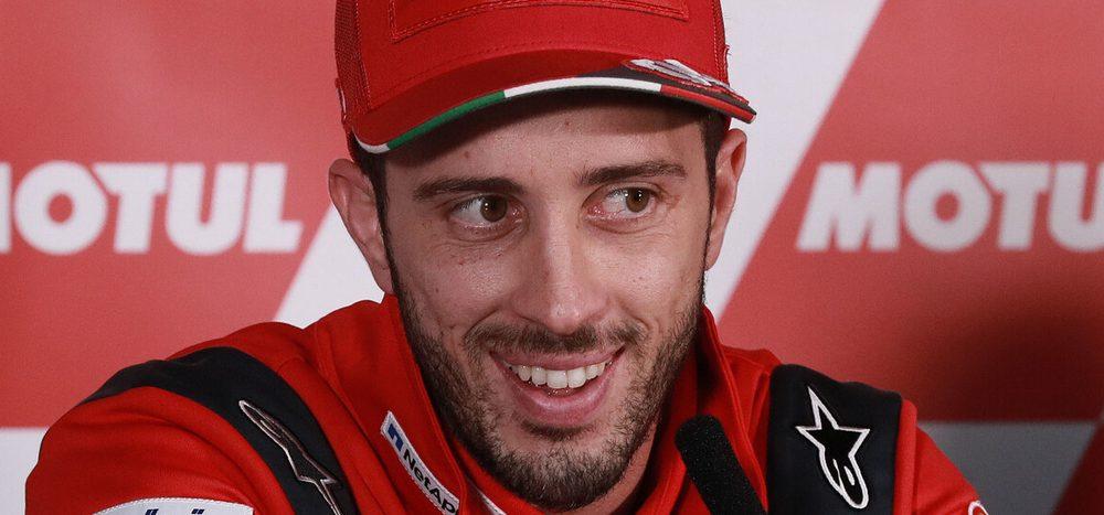 Andrea Dovizioso zu KTM?