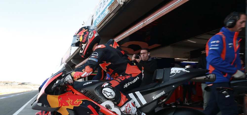 KTM in Spielberg: Erster MotoGP-Test seit der Corona-Zwangspause