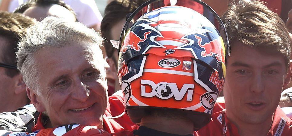 Neuer Vertrag für Andrea Dovizioso? Ducati stellt Bedingungen