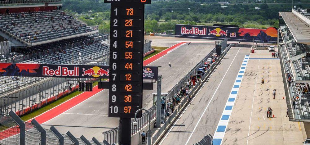 MotoGP-Rennen im November in Austin?