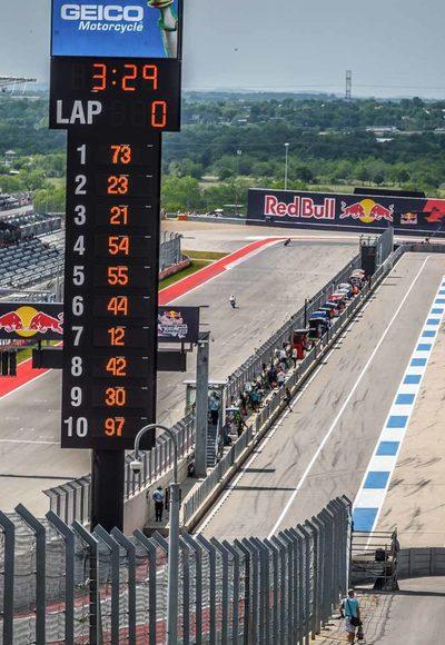 MotoGP-Rennen in Austin?