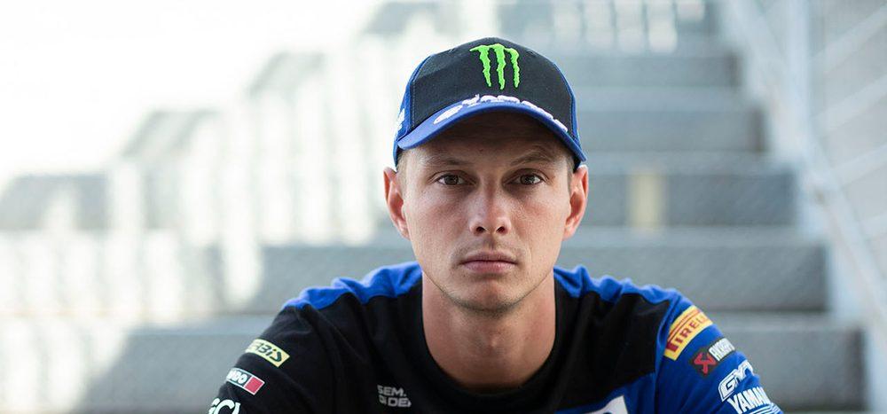 Michael van der Mark trennt sich von Yamaha