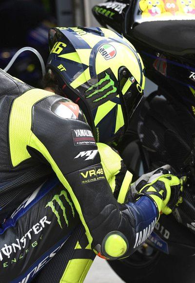 Rossi & Co. auf Superbikes