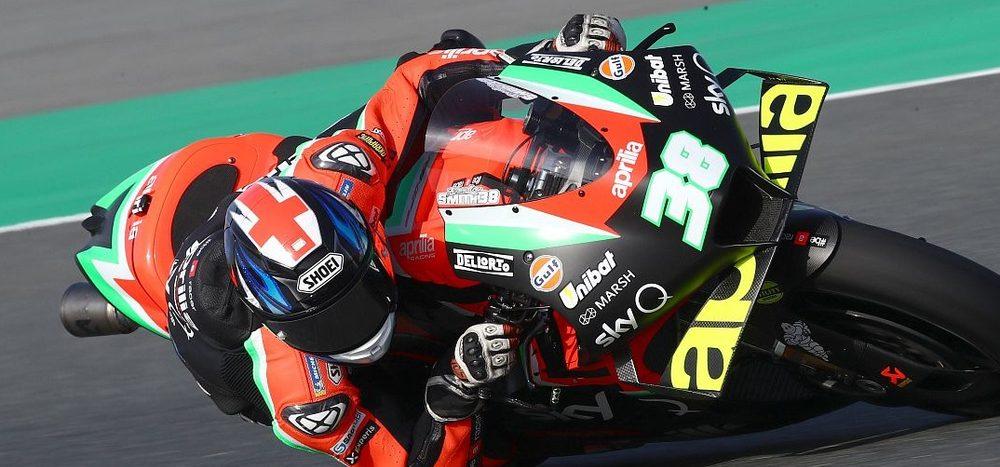Aprilia plant privaten MotoGP-Test im Juni in Misano