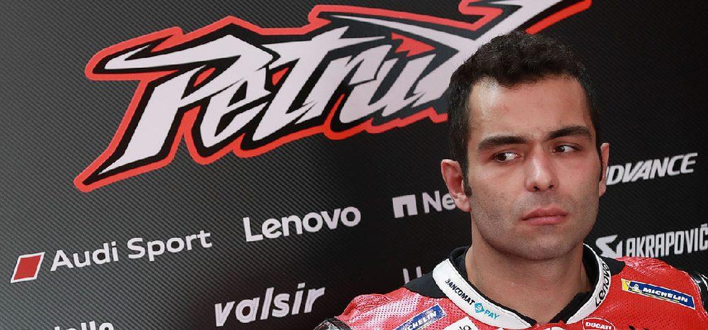 Danilo Petrucci bestätigt: Keine Zukunft im MotoGP-Team von Ducati