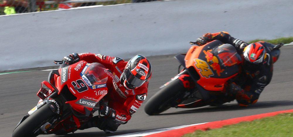 Nach Ducati-Aus: Petrucci als Espargaro-Nachfolger bei KTM?